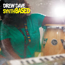 "Drew Dave : Synthbased VINYL 12"" Album (2015) ***NEW*** FREE Shipping, Save £s"