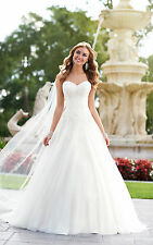 Brautkleider Aus Tull In Grosse 40 Gunstig Kaufen Ebay