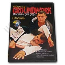 Mastering Groundwork Brazilian Jiu Jitsu Lion Tie Ezequiel Label Chokes Dvd Lira