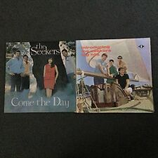 THE SEEKERS - Come The Day & Introducing ... Big Hits - 2xLPs - Ex Condition