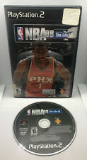 NBA 08 The Life v3 - Basketball - Case & Disc - Tested & Works - PS2