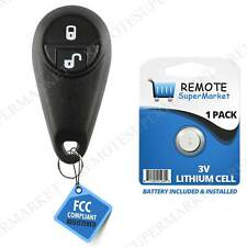 Replacement for Subaru 2005-2008 Forester 2005-2007 Impreza Remote Car Key Fob