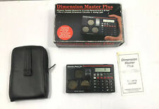 Dimension Master Plus Measuring Calculator Building Calculated Works