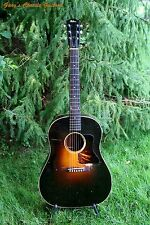 1934 Gibson Jumbo, Gibson's first dreadnought model