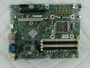 HP rp5800 POS System Board Motherboard W/TPM 628930-001
