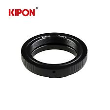 Kipon Adapter for T2 T 42mm*0.75 Mount Lens to Contax Yashica Mount Camera