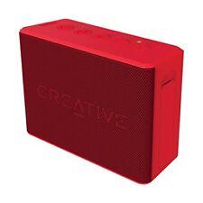 Creative Labs Muvo 2C Estéreo Rectángulo rojo