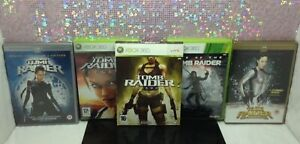 Tomb raider collection - Xbox 360 / DVDs