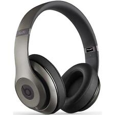 NEW Beats Dr. Dre Studio Wireless Over Ear Headphones Titanium Noise Cancel $349