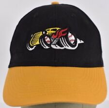 Black Hot Rod Muscle Car Baseball Tires Embroidered baseball hat cap Adjustable