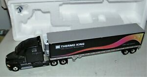 First Gear 1/54 Scale Mack Vision Tractor Trailer Semi Truck Thermo King Reefer
