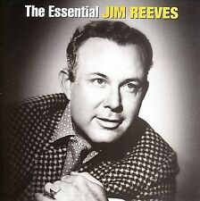 The Essential Jim Reeves [RCA Nashville/Legacy] by Jim Reeves (CD, May-2006, 2 Discs, RCA)