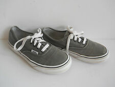 Junior VANS Grey Trainers, Size: UK - 1  EU - 32   US - 1.5