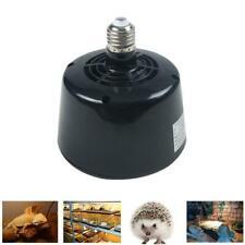 Reptile Lizard Heating Fan Adjustable Pet Insulation Heater Lantern Turtle Box