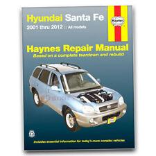 Repair Manual-LX Chilton 32200 fits 01-03 Hyundai Santa Fe