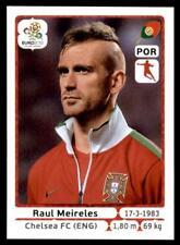 Panini Euro 2012 - Raul Meireles Portugal No. 267