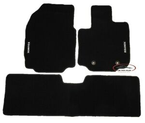 Floor mats for Holden Equinox Car Mats (2017-On)