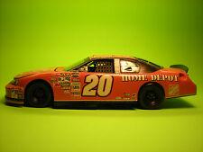 Tony Stewart 2007 monte carlo ss NASCAR 1/24 race car built model home depot kit