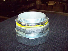 """Hubbell 4"""" Watertight Connector New"""