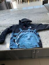 Supreme x The North Face Statue Of Liberty Mountain Jacket Black Large
