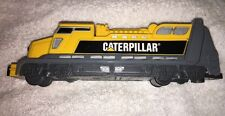 Electric Train Plastic Toystate Caterpillar Engine Only Construction Toy Works!
