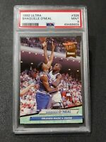🔥Reduced🔥Shaquille O'Neal 1992 Fleer Ultra #328 RC Rookie HOF PSA 9 MINT📈📈