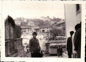 FOTO VINTAGE DI FIESOLE - 1961 -   C8-362