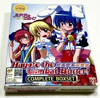 Hayate the Combat Butler (Season 1234: VOL.1 - 102 End + Movie) ~ All Region ~