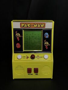 Pac-Man Handheld Battery Operated Video Game