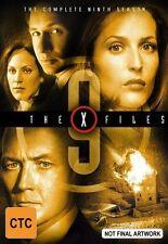 The X Files : Season 9 : Part 1 - (4-Disc Set) - NEW DVD - Region 4