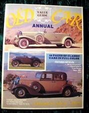 Old Car Value Guide Annual - Car Price Guide - Over 400 Makes Vintage Book 1979