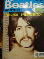 The Beatles Book Monthly, January 2002, George Tribute Edition