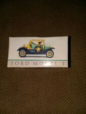 Ford Model T Toy Collector Car