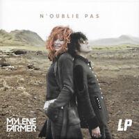 CD SINGLE DIGISLEEVE MYLENE FARMER & LP N' OUBLIE PAS RARE NEUF SOUS BLISTER