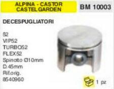 8540960 PISTONE MOTOSEGA ALPINA CASTELGARDEN CASTOR 52 VIP TURBO FLEX Ø 45 mm