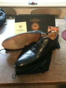 Joseph Cheaney and Sons Mens shoes Size UK 12 Black