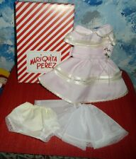Beaitful Mariquita Perez Doll Pink Dress Outfit *NIB