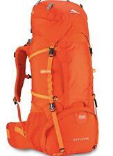 HIGH SIERRA CLASSIC 2 SERIES EXPLORER 55 FRAME PACK- Redline/Electric Orange