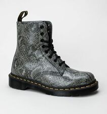 Dr. Martens Textile Low Heel (0.5-1.5 in.) Boots for Women
