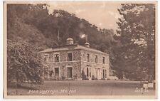Wales, Montgomeryshire; Plas Dyffryn, Meifod PPC, Unposted, c 1920's By Frith
