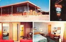Carroll Iowa Motel 71 30 Multiview Vintage Postcard K50025