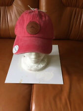 NWT Tommy Bahama 93 Relax Logo Red Cap Margarita Recipe Inside Cotton