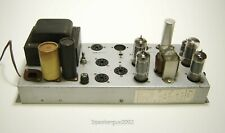 Vintage Modified Conn 7868 Stereo Tube Amplifier / 59092-7 / SA-6026 -- KT