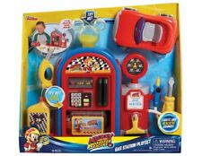 New listing Disney Mickey and the Roadster Racers Gas Station Playset Ages 3+ Toy Mouse Play