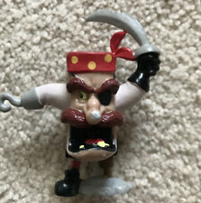 Pirate Book Bendy Character from Disney's The Pagemaster - 1994