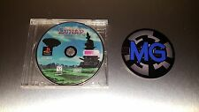 Lunar: Silver Star Story Complete ☆☆ Making of Disc Only ☆☆ PS1 Playstation 1