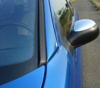 2005Up PEUGEOT 1007 Chrome Mirror Cover 2Pcs S.STEEL
