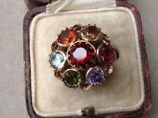 Engagement Not Enhanced Amethyst Fine Rings