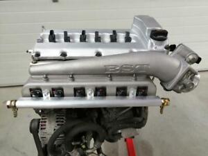 R32 Turbo Spaltsaugrohr Ansaugbrücke  2,8 V6 R30  R28 Intake manifold Saugrohr