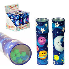 Schylling Tin Starlight Kaleidoscope - Traditional Classic Optical Christmas Toy